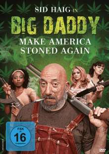 Big Daddy - Make America stoned again, DVD