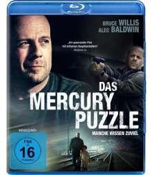 Das Mercury Puzzle (Blu-ray), Blu-ray Disc