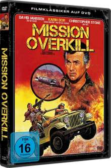 Mission Overkill, DVD