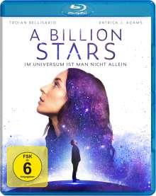 A Billion Stars (Blu-ray), Blu-ray Disc
