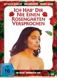 Ich hab' dir nie einen Rosengarten versprochen (Blu-ray & DVD im Mediabook), 1 Blu-ray Disc und 1 DVD