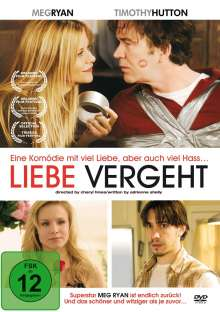 Liebe vergeht, DVD