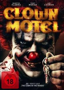 Clown Motel, DVD