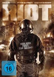 Riot - Hooligan first, Cop second, DVD