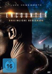 Encounter - Unheimliche Begegnung, DVD