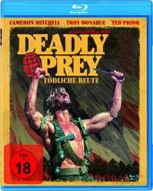 Deadly Prey (Blu-ray), Blu-ray Disc