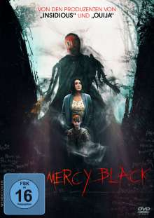 Mercy Black, DVD