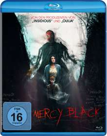 Mercy Black (Blu-ray), Blu-ray Disc