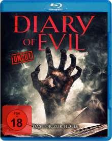 Diary of Evil (Blu-ray), Blu-ray Disc