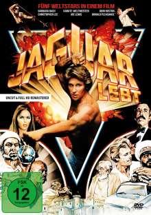 Jaguar lebt, DVD