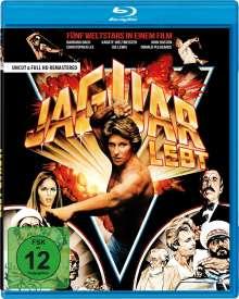 Jaguar lebt (Blu-ray), Blu-ray Disc