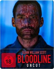 Bloodline (2018) (Blu-ray im Steelbook), Blu-ray Disc