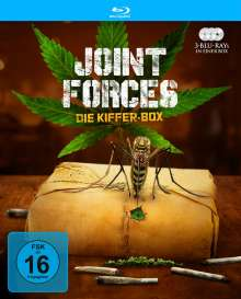 Joint Forces - Die Kiffer-Box (Blu-ray), 3 Blu-ray Discs