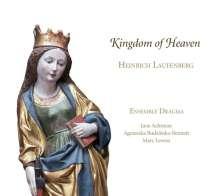Heinrich Laufenberg (1390-1460): Kingdom of Heaven - Geistliche Musik, CD