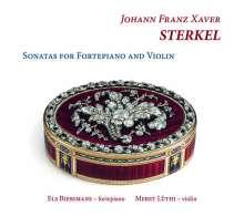Johann Franz Xaver Sterkel (1750-1817): Violinsonaten, CD