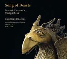 Song of Beasts - Fantastische Tierwesen im mittelalterlichen Lied, CD