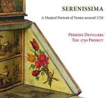 Serenissima - Ein musikalisches Portrait Venedigs um 1726, CD