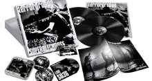 Terrorgruppe: Superblechdose: Live (Limited-Edition-Tinbox), 2 LPs, 2 CDs und 1 DVD