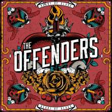 The Offenders: Heart Of Glass (Limited-Edition) (Blue Vinyl), LP