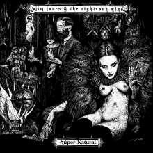 Jim Jones & The Righteous Mind: Super Natural, CD