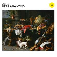 Woods Of Birnam: How To Hear A Painting (Limited Edition) (Transparent Vinyl), 2 LPs und 1 CD