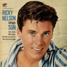 Rick (Ricky) Nelson: Sings Sun EP (Col.Vinyl), Single 7""