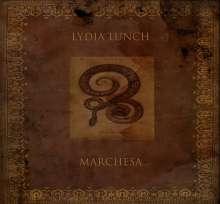 Lydia Lunch: Marchesa (Golden Vinyl) (+ Poster), LP