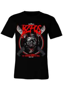 Bloodsucking Zombies From Outer Space: Suckers (Shirt Gr.S), T-Shirt
