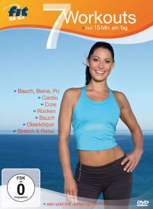 Fit For Fun - 7 Workouts, DVD