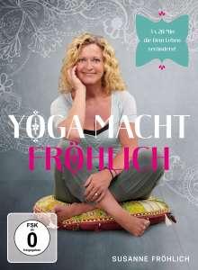 Susanne Fröhlich - Yoga macht fröhlich, DVD