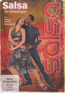 Tanzen lernen: Salsa für Einsteiger, DVD
