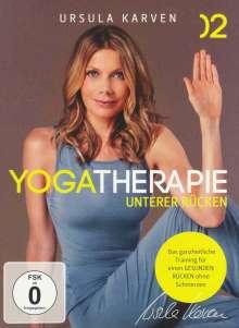 Yogatherapie 2: Unterer Rücken, DVD