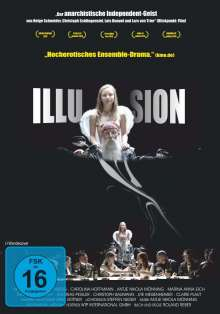 Illusion (2013), 2 DVDs