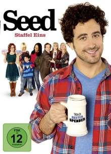 Seed Season 1, 2 DVDs
