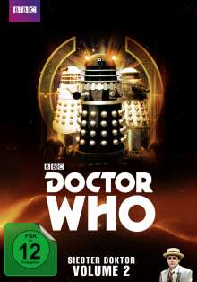 Doctor Who - Siebter Doktor Vol. 2, 5 DVDs