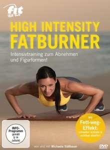 High Intensity Fatburner: Intensivtraining zum Abnehmen und Figurformen, DVD