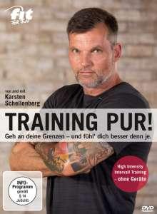 Training pur!, DVD