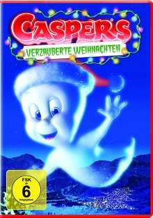 Caspers verzauberte Weihnachten, DVD