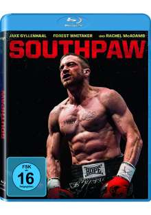 Southpaw (Blu-ray), Blu-ray Disc