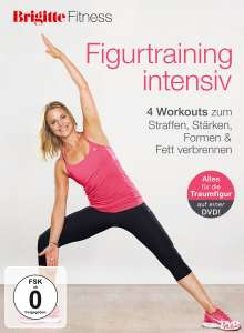 Brigitte - Figurtraining intensiv, DVD