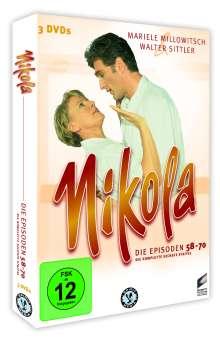 Nikola Box 6, 3 DVDs