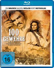 100 Gewehre (Blu-ray), Blu-ray Disc