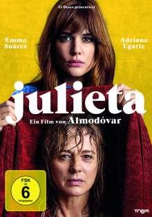 Julieta, DVD