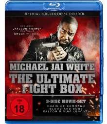 Michael Jai White - Action Box (Blu-ray), 3 Blu-ray Discs