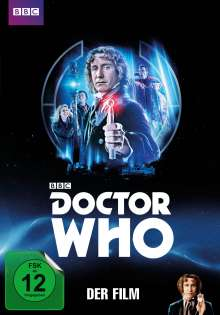 Doctor Who - Der Film, DVD