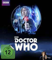 Doctor Who - Der Film (Blu-ray), Blu-ray Disc