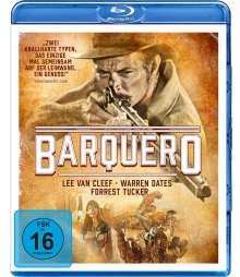 Barquero (Blu-ray), Blu-ray Disc