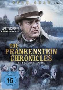 The Frankenstein Chronicles Staffel 1, 2 DVDs