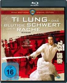 Ti Lung - Das blutige Schwert der Rache (Blu-ray), Blu-ray Disc