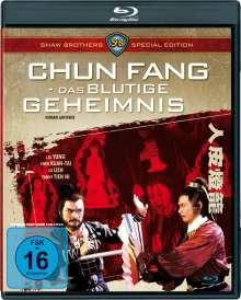 Chun Fang - Das blutige Geheimnis (Blu-ray), Blu-ray Disc